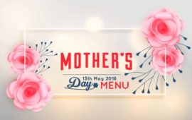 Mother's Day Lunch Buffet Special